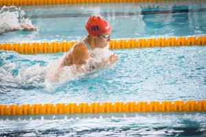 Slovenská plavkyňa Andrea Podmaníková sa nepresadila v rozplavbách na MS v Budapešti v disciplíne 200 m prsia.