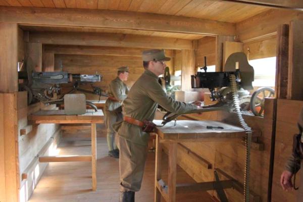 Unikátny Legiovlak je vernou replikou legionárskeho vlaku – ešalónu z obdobia rokov 1918–1920.