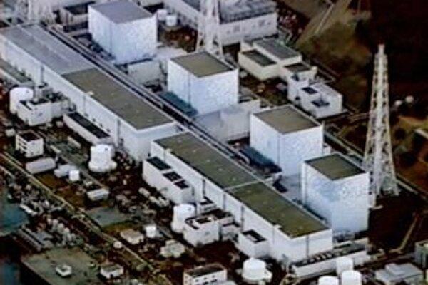 Japonská elektráreň vo Fukušime.