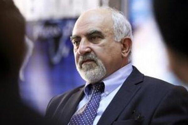 Kandidáta volieb arménskeho prezidenta Parujra Ajrikjana.