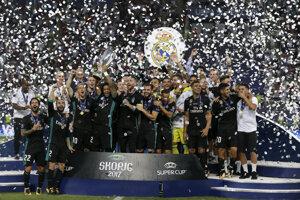 Real Madrid vyhral Európsky superpohár.