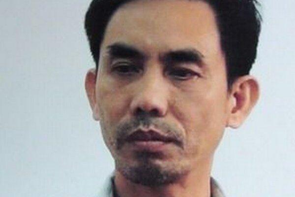 Aktivista Nguyen Quoc Quan.