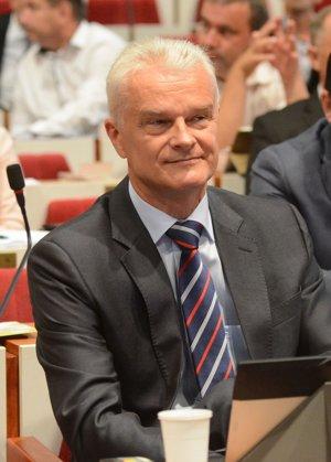 JÁN JAKUBOV, starosta MČ Západ.