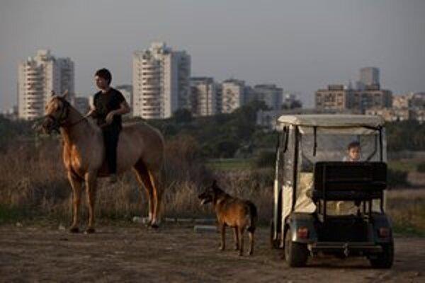 Väčšina Izraelčanov napriek rečiam emigrovať nechce.
