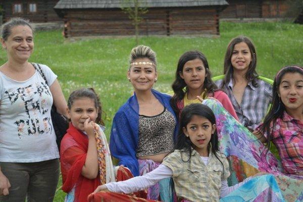 Rómske deti majú veľký talent, no treba ho rozvíjať.
