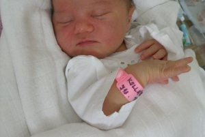 Ing. Jane a Petrovi zo Záriečia sa 6. augusta narodila dcérka Terezka Kollárová (3630 g a 48 cm).