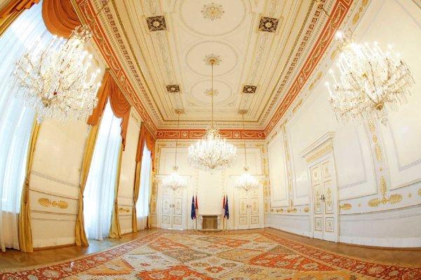 Priestory, kde sa v roku 1814 konala Viedenská konferencia