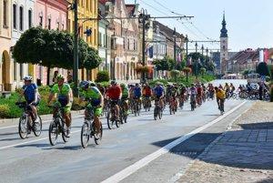 Prešovský cyklomaratón je určený pre širokú verejnosť. Výťažok z pretekov poputuje sociálne odkázaným rodinám.