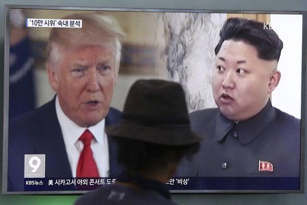 Rusko chce so Spojenými štátmi rokovať o Severnej Kórei