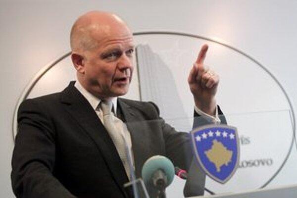 William Hague.