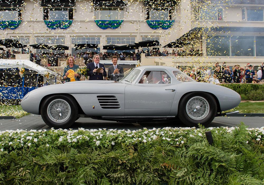 Ferrari z päťdesiatych rokov sú najcennejšie historické vozidlá. Na súťažiach krásy vyhrávajú ocenenia a zberatelia si ich cenia na milióny dolárov.