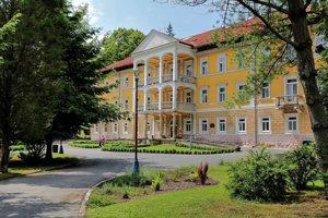 Liečebný dom Alžbeta po rekonštrukcii.