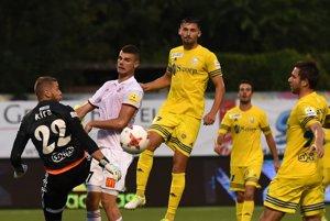 Piate kolo Fortuna ligy. 19. augusta 2017. AS Trenčín - MFK Zemplín Michalovce 1:1.