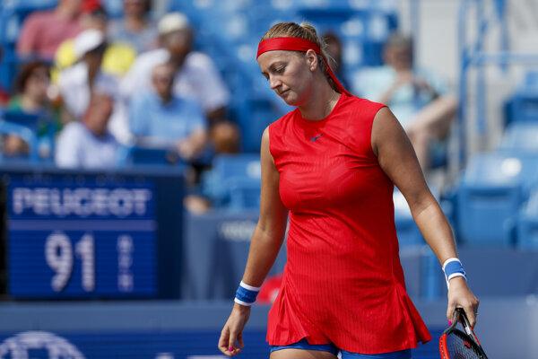 Petra Kvitová neuspela a s turnajom sa lúči.