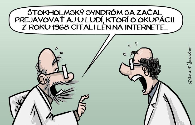 Štokholmský syndróm (Mandor) 22. august