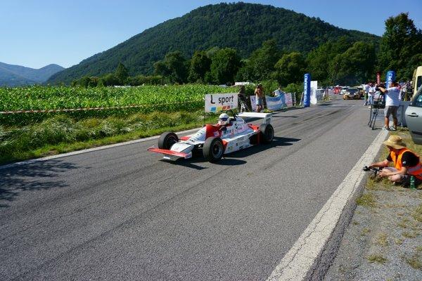 Miroslav Čiliak počas vlaňajších pretekov - ilustračné