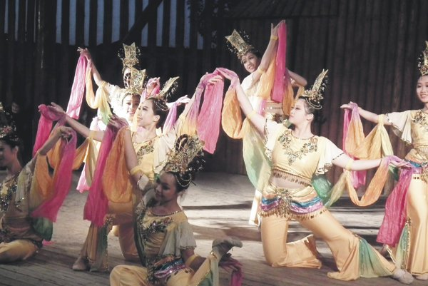 Exotiku priniesol minulý rok na festival čínsky súbor.