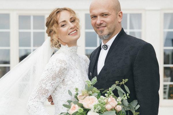 Mária Čírová sa po 9 rokoch vydala za Mariána Kachúta.