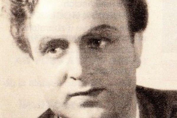 Rudolf Petrák v Bohéme v SND (1944)