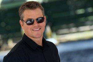 Matt Damon je už v Benátkach. Predstaví film Alexandra Payna Downsizing.