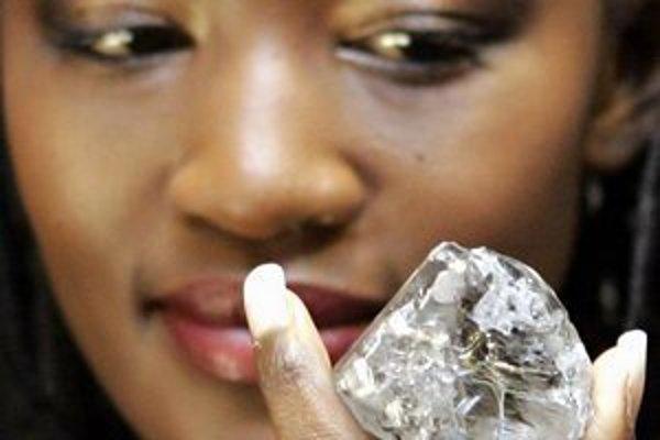 Šperky z ruských diamantov nebudú.