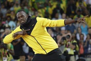 Usain Bolt je na Jamajke národným hrdinom.