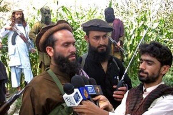 Talibanu televízie prekážajú.