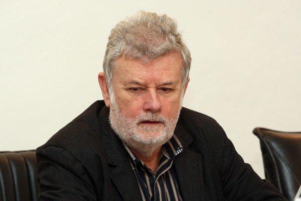 Pavol Sedláček.