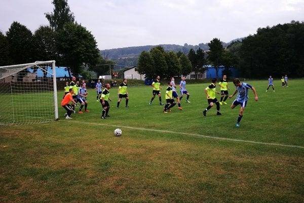 Krajné si poradilo s Trenčianskymi Bohuslavicami 2:0.