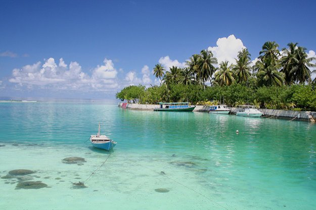 Spoznajte Maledivy.