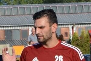 Brankár Šimonovian Mário Lacko.