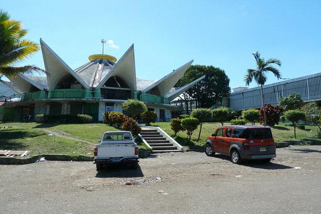 Nová tržnica v Puerto Plata.