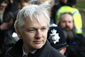 Julian Assange, zakladateľ Wikileaks.