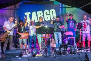 Súčasná zostava kapely Targo: Roman Révai – spev, Juraj Pracný – gitara, Ján Šuvada – basová gitara, Miroslav Kvašňovský – klávesy, Jozef Foltín – bicie.