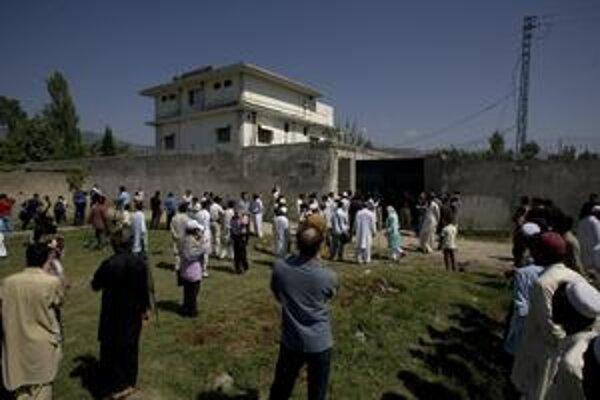 Dom, v ktorom sa bin Ládin skrýval, už zbúrali.