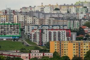 Ceny nehnuteľností v Bratislave sú na vrchole.