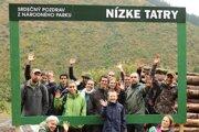 Odborníci poslali vláde živú pohľadnicu z Nízkych Tatier. Tvorí ju už neodmysliteľné rúbanisko a halda uloženého dreva.