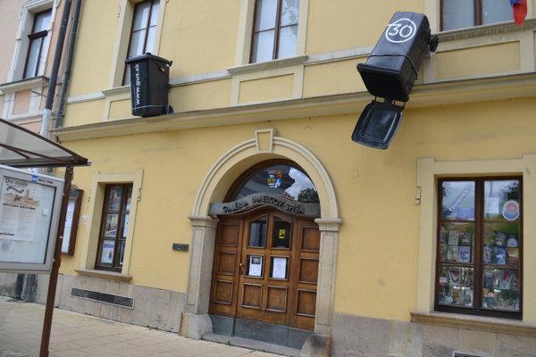 Galéria umelcov Spiša. Oslavuje v tomto roku svoje jubileum.