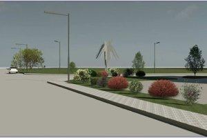 Monument bude stáť na odbočke cesty v smere od Zvolena do Dudiniec.