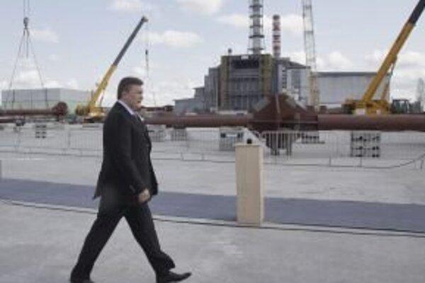 Ukrajinský prezident Viktor Janukovyč.