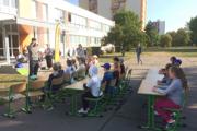 Do aktivít sa zapojila aj ZŠ Fatranská v Nitre.