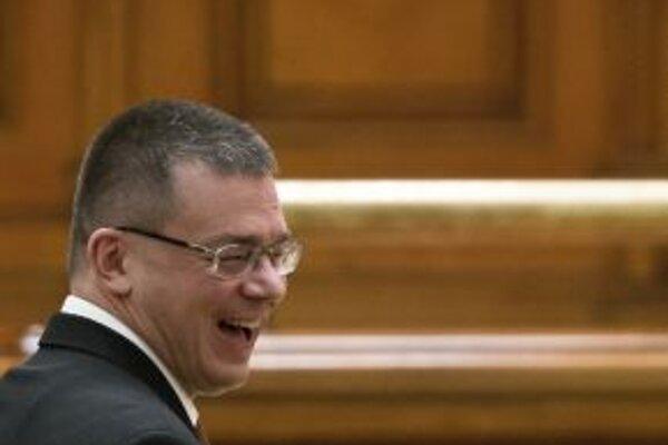 Mihai Razvan Ungureanu.