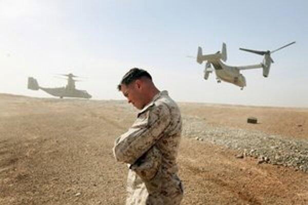 Medzinárodné jednotky odídu z Afganistanu do konca roku 2014.