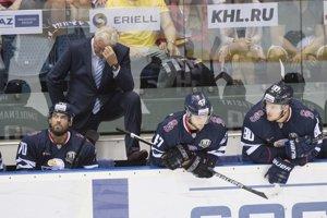 HC Slovan Bratislava opäť nebodoval.