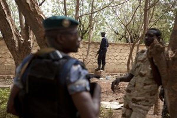 Situácia v Mali je chaotická.