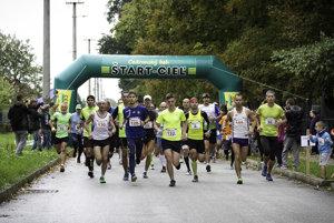 Na dvoch tratiach sa predstavilo celkom 107 bežcov.