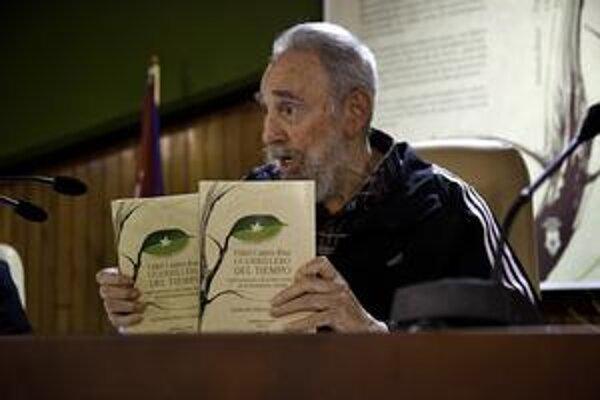 Castrov životopis má dva diely.