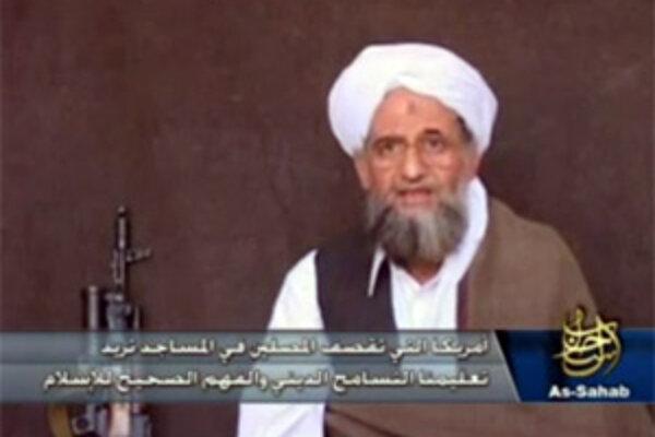 Zawahrí sa ujal vedenia al-Káidy po vlaňajšom zabití Usámu bin Ládina.
