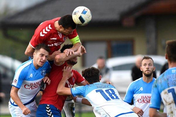 Pohárové ťaženie zastavili Borčice. Lokomotíva sa vtýždni porúčala zo Slovnaft Cupu.
