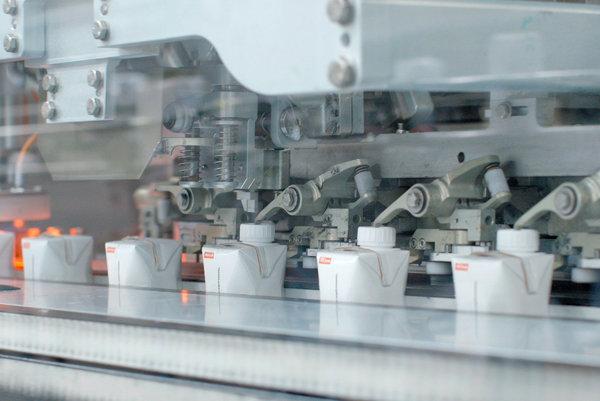 Výrobmá linka produktov Mana